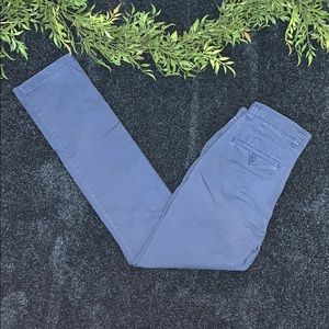 Merona blue chino pants